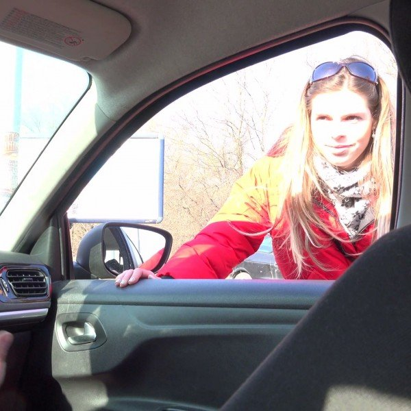 CzechHitchHikers: Sarah Smith - Driver Fuck Horny Girl 720p