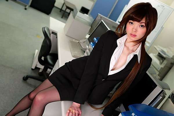 Asiancandyshop: Rin Amane - Japan Employee Fuck On Work 1080p