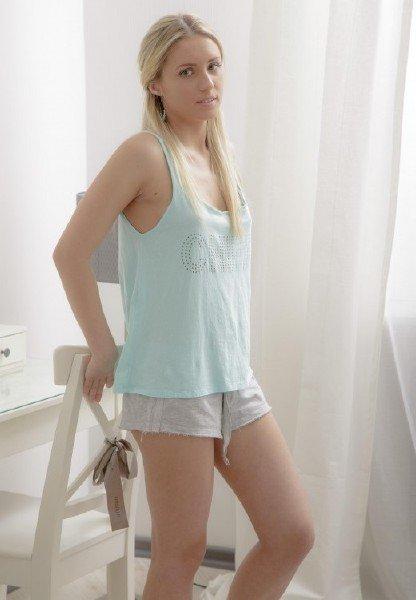 TheArtPorn: Catania - Blonde Girl Threesome Sex 720p