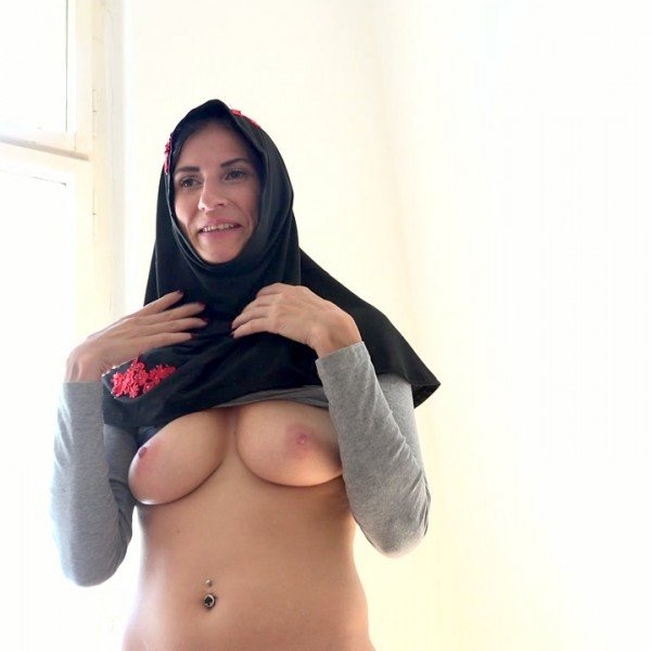 ArabsExposed: Aria Rossi - Muslim Wooman With Beautiful Boobs 1080p