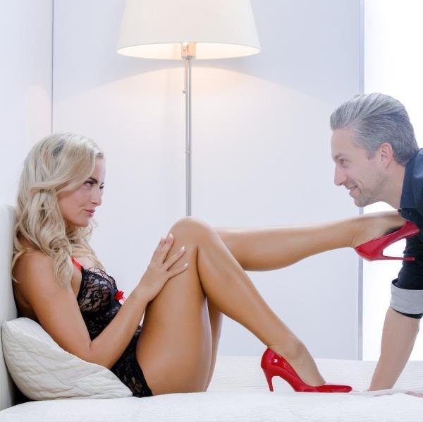 PornPremium: Victoria Pure - Sex In Red Shoes 1080p