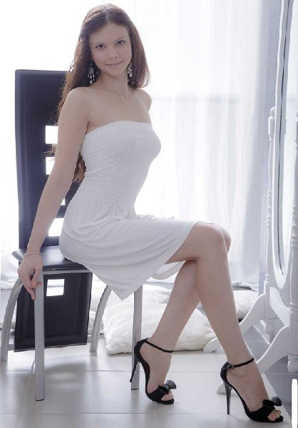 18OnlyGirls: Margarita C - Beautiful Sex With Young Girl In White Dress 1080p