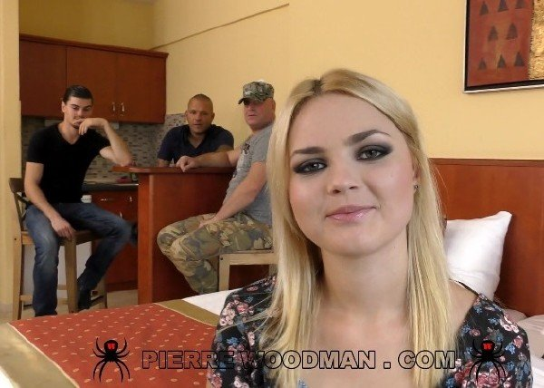 Porn Casting: Lolly Small - Woodman Casting 540p