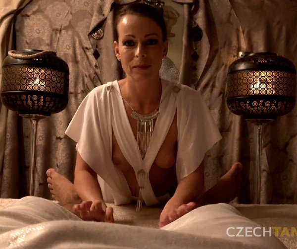 CzechTantra: Caroline Ardolino - Tantra Sex With Queen 1080p